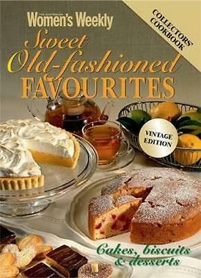 NEW Sweet Old-fashioned Favourites Vintage Edition By The Australian Women's Wee