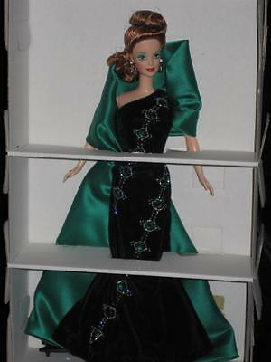 1997 Emerald Embers Barbie Doll  by Bob Mackie  #15521 NRFB
