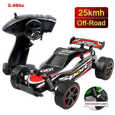 1/20 2WD High Speed Radio Remote control RC RTR Racing buggy Car Off Road Newest