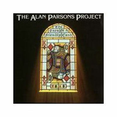 Alan Parsons Project, The - The Turn Of A Friendly Card (+ bonus) NEW CD