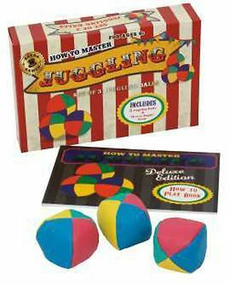 Vintage Circus How To Master Juggling Gift Set