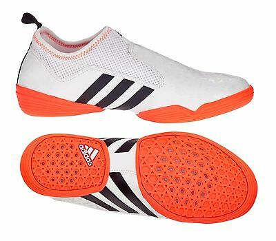 "adidas Sneaker ""Contestant"" weiß/rot - Martial Arts Sneakers ADITBR01  Taekwondo"