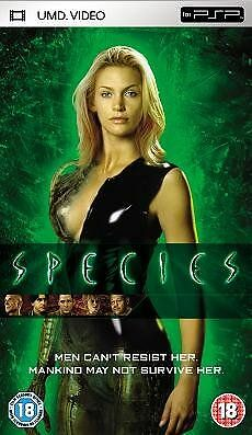 Species [UMD Mini for PSP], Good Condition DVD, ,
