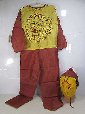 Vintage Wonderland Costume by Bland Charnas Co. - Lion w/Mask