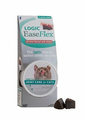 Ceva - Logic EaseFlex Joint Treats for Cats x 28 Pack