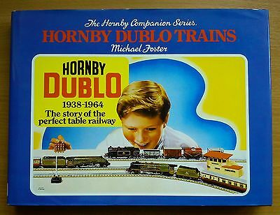Hornby Dublo Trains 1938-1964 Hornby Companion Series Vol 3 by Foster HB in DJ
