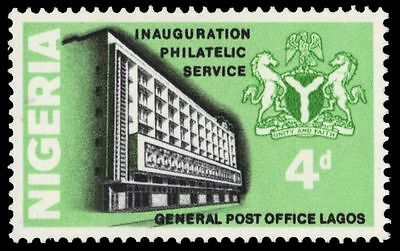 NIGERIA 224 (SG215) - Lagos General Post Office and Coat of Arms (pa25024)
