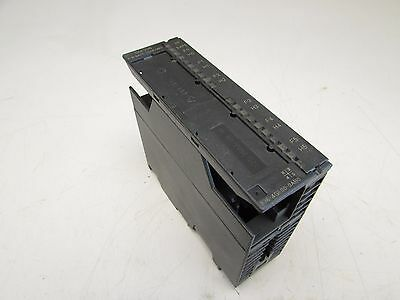 Siemens Simatic S7 6Es7336-4Ge00-0Ab0 Failsafe Analog Input Module Excellent M/o