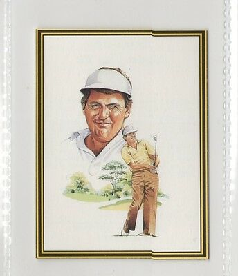 #6 Lanny Wadkins - Ryder Cup 89 Golf Collector Card