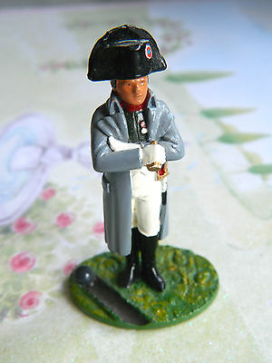 54Mm Napoleon Metal Toy Model Soldier Figure Tabony
