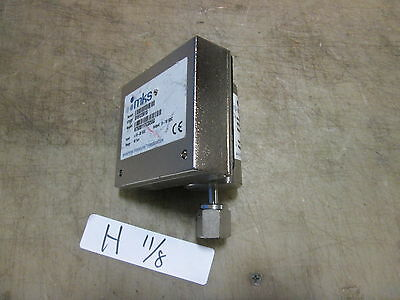 Used MKS Baratron Pressure Transducer R750B11TCD2GG, Make Offer!!!!!