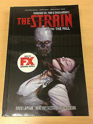 The Strain book two HC