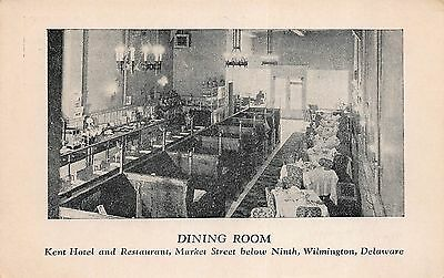 Postcard Dining Room @ Kent Hotel & Restaurant in Wilmington, Delaware~108605