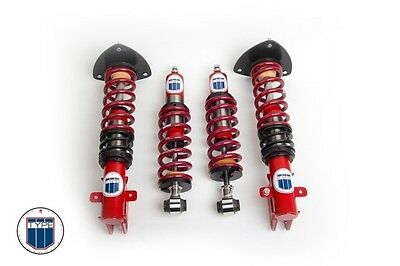 Function & Form Type 3 Adjustable Coilovers 2008-2014 Subaru Impreza Wrx Sti