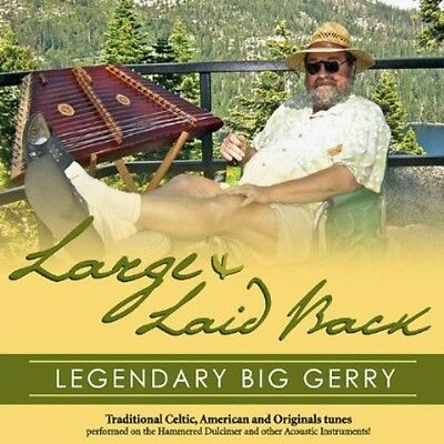 Legendary Big Gerry - Large & Laid Back [New CD]