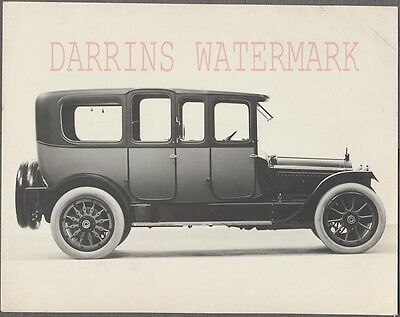 Vintage Car Photo 1918 Packard Automobile 717196