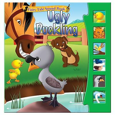 Fairy Tale Sound Book Ugly Duckling