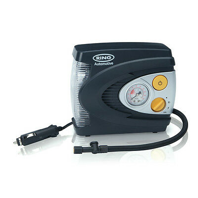 Rac620 Ring Automotive 12V Anlalogue Compressor With Led Light (Compressors)