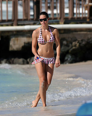 Jessica Biel 8X10 Celebrity Photo Picture Hot Sexy Bikini Candid 55