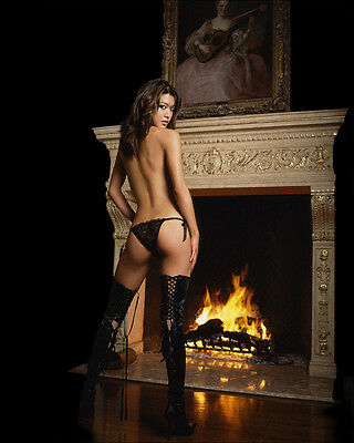 Grace Park 8X10 Photo Picture Pic Hot Sexy Topless With Tiny Panties 34