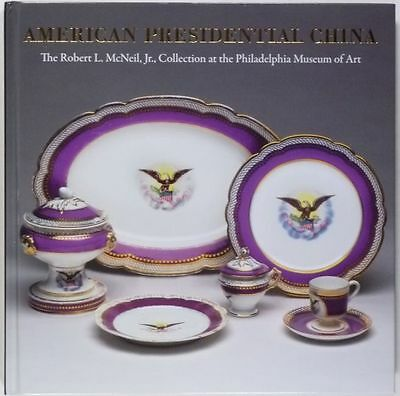 Antique American Presidential China Dinnerware Porcelain -McNeil Collection