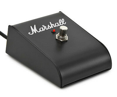 Marshall PEDL00001 Single Universal Footswitch with Status LED (NEW)
