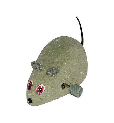 Good Girl Wind Up Motor Mouse Cat Toy Kitten Moving mouse good quality