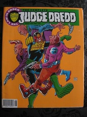 The Complete JUDGE DREDD 7th Aug.1992 Comic
