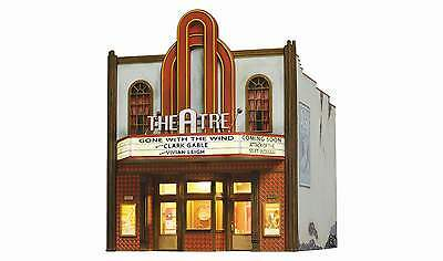 Woodland Scenics Built & Ready O Scale Building Theater - Led Lighting