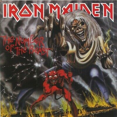 Iron Maiden - Number of the Beast [New Vinyl] UK - Import