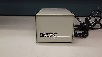 Oneac Power Conditioner Model# Cl1102  Input 120 Volts