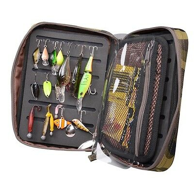 Spro Lure Pouch M Camouflage
