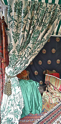 Grand rideau vintage  /FRENCH  vintage  CURTAIN