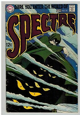 SPECTRE 10 VERY GOOD May-June 1969