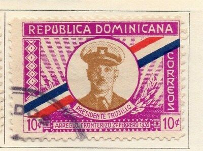 Dominican Republic 1935 Early Issue Fine Used 10c. 104026