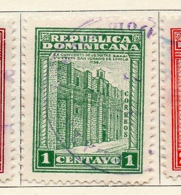 Dominican Republic 1930 Early Issue Fine Used 1c. 104051