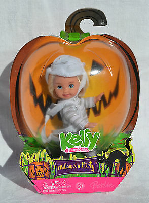 HALLOWEEN PARTY Mummy Tommy friend of Kelly Doll Target exclusive 2006 NRFB