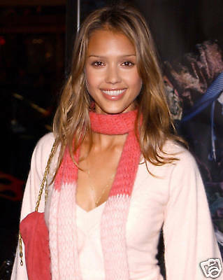 Jessica Alba 8X10 Photo Picture Hot Sexy Candid 123
