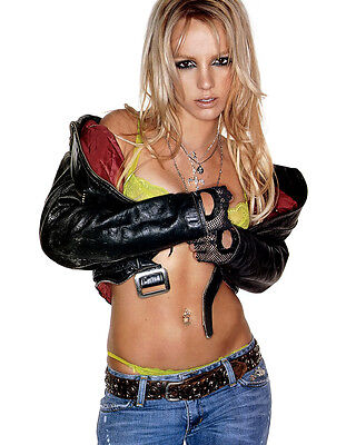 Britney Spears 8X10 Photo Picture Sexy Hot Candid 151
