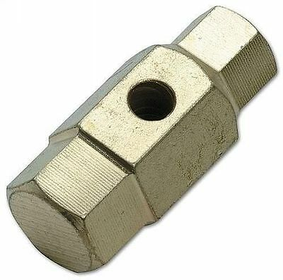 SOME HONDA FRONT WHEEL AXLE BOLT SOCKET 17mm HEX ALLEN BIT 6 SIDED ALSO 14mm
