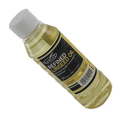 Loxley Refined Linseed Oil 250ml Bottle