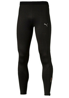 Puma PowerWarm Mens Running Tights - Black