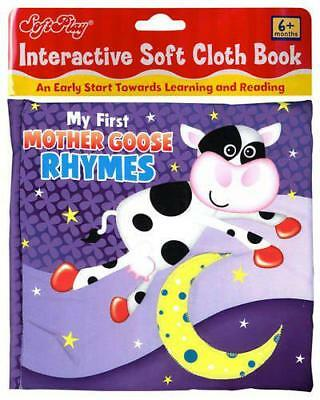 My First Mother Goose Rhymes by  | Paperback Book | 9781741851922 | NEW