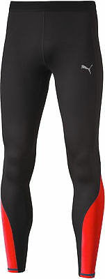 Puma Speed Mens Running Tights - Black
