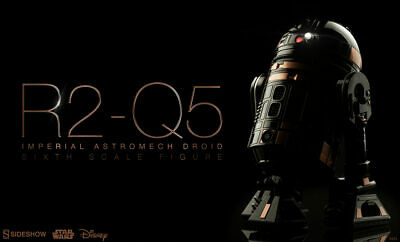 Star Wars Großfigur: R2-Q5 Imperial Astromech Droid Sixth Scale Figure