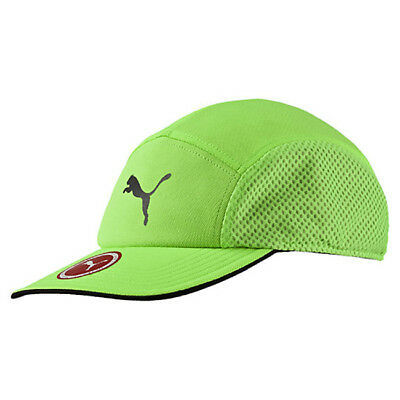 Puma Disc Fit Adjustable Running Cap - Green