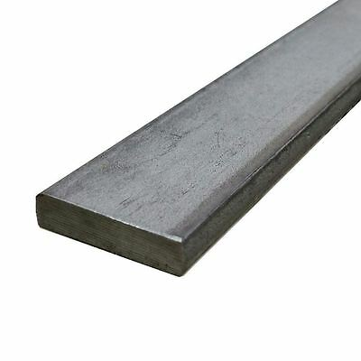 "316 Stainless Steel Flat Bar 1/2"" x 1"" x 72"""