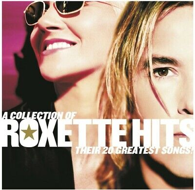Roxette - Collection Of Roxette Hits: Their 20 Greatest Songs [New CD]