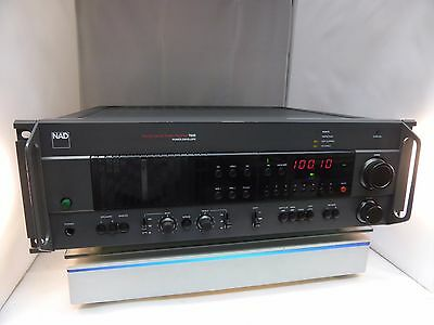 NAD 7600 Monitor Series Monster Stereo Receiver ### SELTEN ###