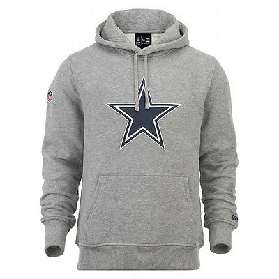 Dallas Cowboys New Era NFL Team Logo Hooded Fleece
